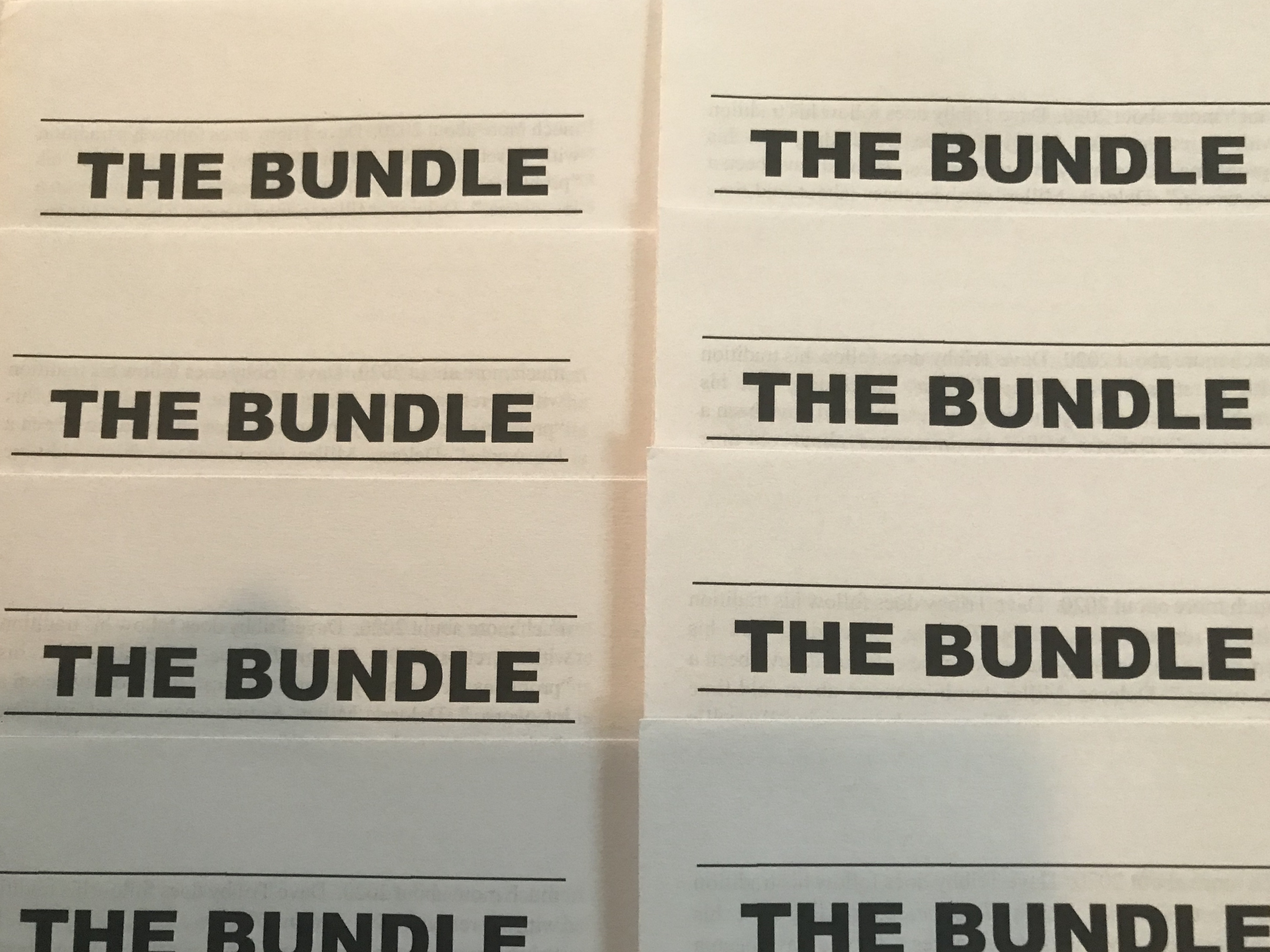 Big Old Poe-try Bundle