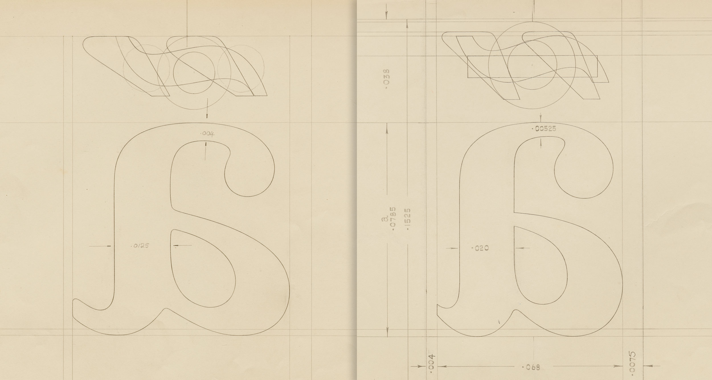 Linotype Type Designs Rescued!