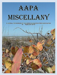 AAPA MIscellany Premiers